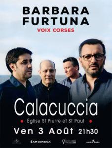 Calacuccia août